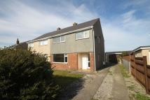 3 bed semi detached property to rent in Bangor, Gwynedd