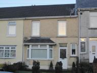 semi detached home for sale in 121 Brecon Road...