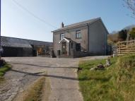 3 bed Detached property for sale in Deri Isaf Farm Deri Road...