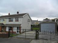 3 bedroom semi detached property in Abernant Road, Cwmgors...