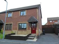 2 bed semi detached home in 28 Cae Rhedyn, Rhos...