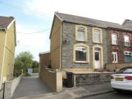 semi detached house to rent in 10 Llwyn Road, Cwmgors...