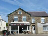 property for sale in Cresci's Cafe 58 Heol Cae Gurwen, Gwaun Cae Gurwen, Ammanford, Carmarthenshire. SA18 1HG