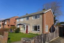 semi detached property to rent in Clifford Drive, Lowestoft