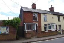 Terraced house in Pound Road, Beccles