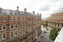 Flat in Albert Hall Mansions...