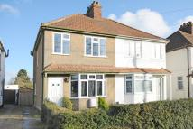 Yarnton semi detached house to rent