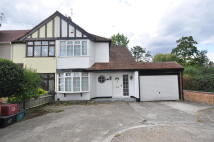 End of Terrace property to rent in Crofton Avenue, Bexley...