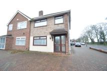 semi detached home in Long Lane, Barnehurst...