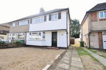 semi detached property in OLDFIELD ROAD...