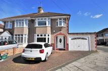 3 bedroom semi detached house to rent in Barrington Road...