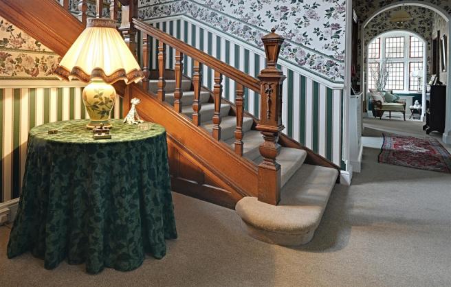 Stairway & Hallway