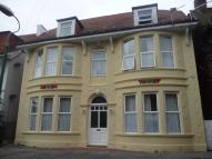 Studio apartment in Glen Road, Boscombe...