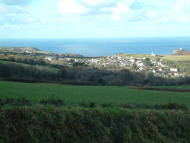 Plot for sale in Boscastle, PL35