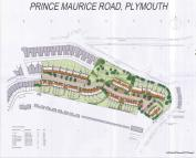 Plot in Prince Maurice Road...