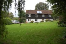 Detached house in Henley Down, Catsfield...