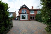 4 bed semi detached house for sale in Chester Road, Wrexham...