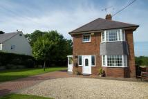 3 bed Detached home for sale in Penycae Road, Ruabon
