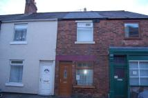 Terraced property in High Street, Rhosymedre