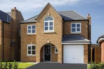new house in Penmere Park Plot 102