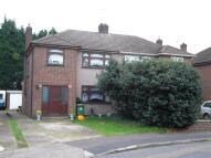 3 bedroom semi detached property in Eastfield Road...