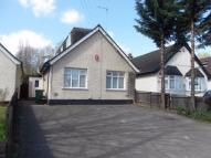 Detached Bungalow for sale in Great Cambridge Road...
