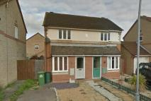 2 bed semi detached property in Denny Gate, Cheshunt...