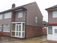 semi detached property in Hartland Road, Cheshunt...