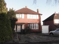 Detached house to rent in Claremont Road, Barnet...