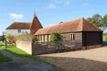 Barn Conversion for sale in Hadman Place, Smarden...