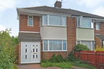 3 bed semi detached property to rent in Hazel Crescent...