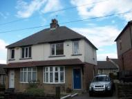 semi detached house in Moor End Road, Lockwood...