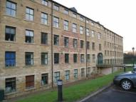 Flat to rent in Burdett Court...