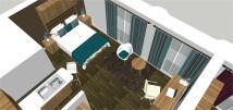 Palace Studios Apartment to rent