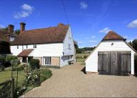 semi detached property for sale in Vicarage Road, Hunton...