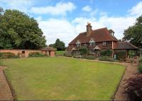 Detached house in Hever, Edenbridge, Kent...