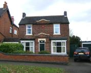 Detached house in Victoria Road, Pelsall...