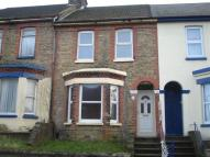 3 bedroom Terraced home in Westbury Road, Dover...