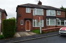 semi detached home in Shelley Road, Prestwich...