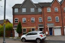New Bridge Gardens Town House to rent