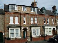 Flat to rent in YORK -  OFF GILLYGATE