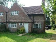 3 bed Cottage to rent in BRANDSBY - CHERRY HILL...
