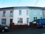 Terraced property in Bryn Terrace, Cwmdare...