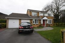 Detached house in Grovers Field, Abercynon