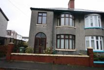 3 bed semi detached house in Mount Pleasant Street...