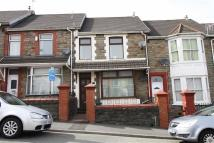 Terraced property for sale in Holford Terrace, Cwmdare...