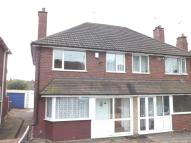 3 bed semi detached property to rent in Raeburn Road, Great Barr