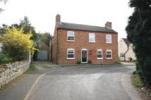 Detached house in Burton Lane...