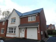 4 bed Detached home in Gatewen Road...
