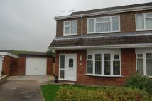 3 bedroom semi detached property in Cedar Close, Bradley...